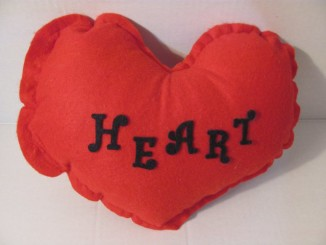 Artsphoria-Craft-Boutique-heart-shaped-pillow-with-custom-message