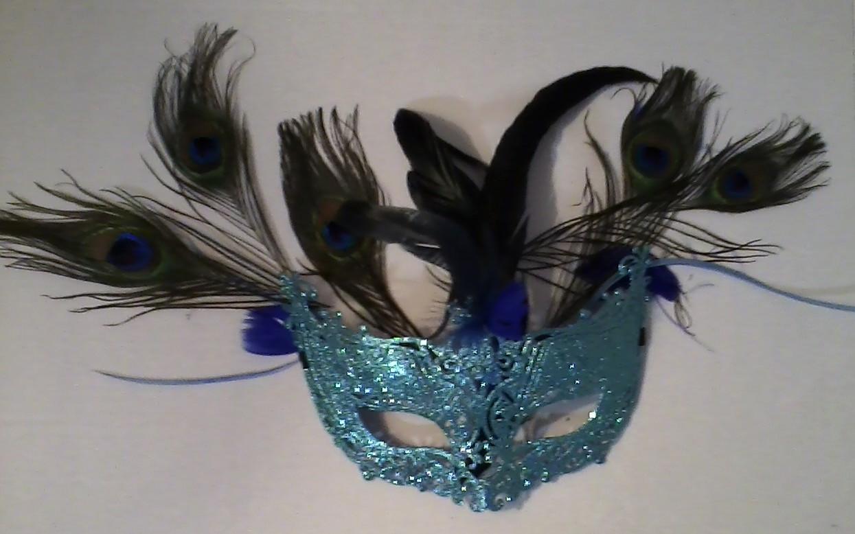 Artsphoria Blue Bird mask