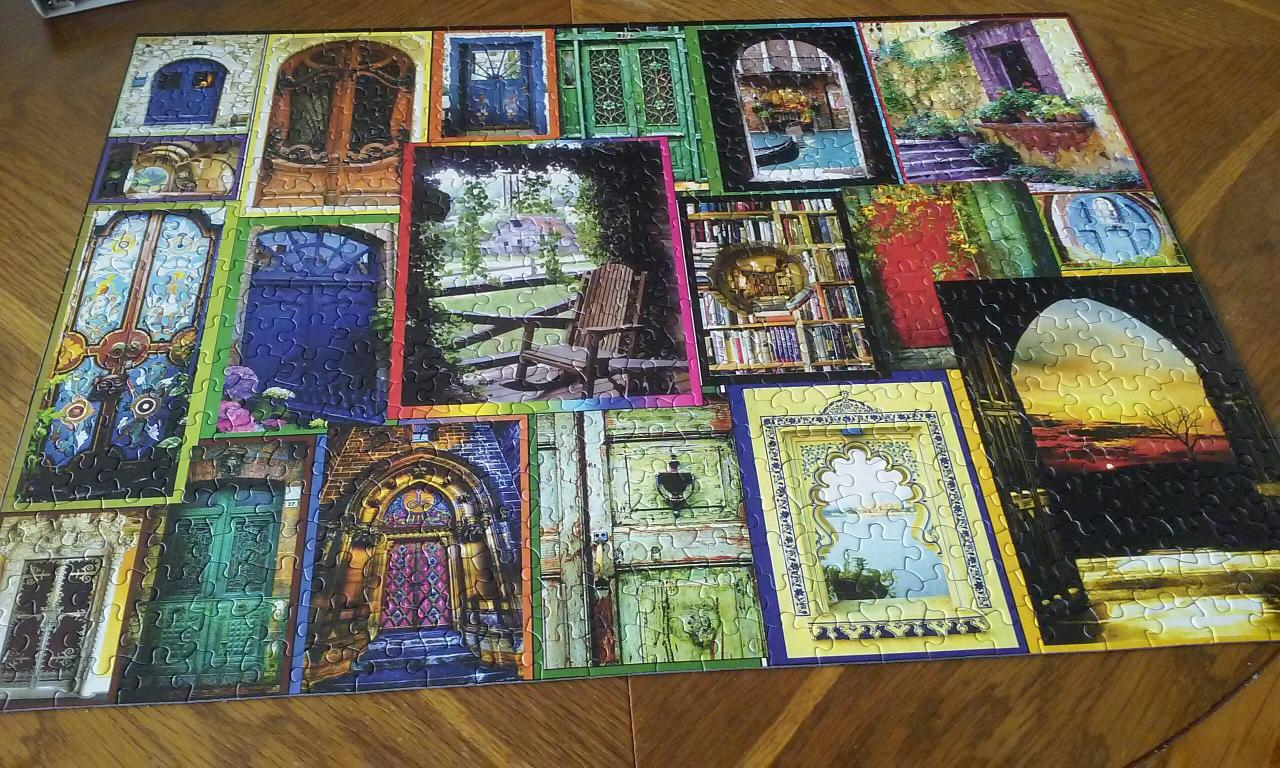 doors puzzle