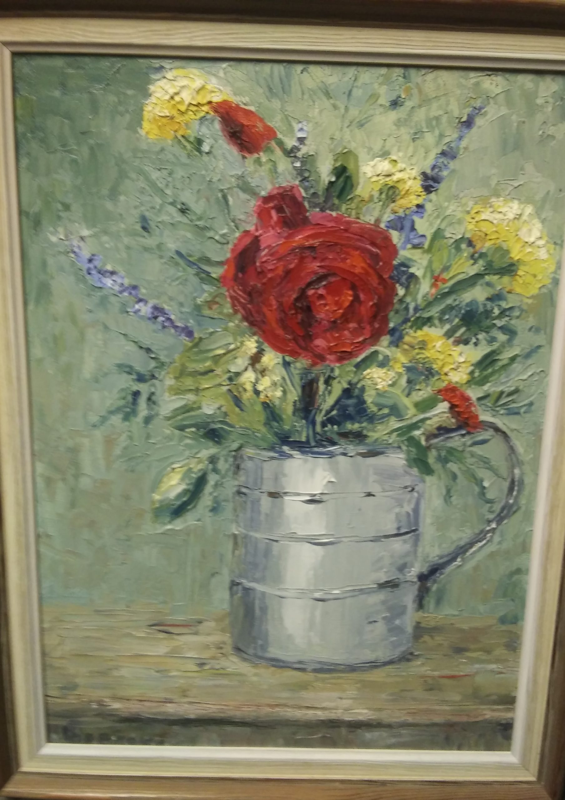 Colorful-Flowers-All-Year-Painting